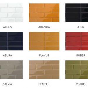 ADAMAS 10x30 cm-IRIS Ceramica