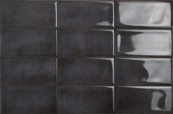 Be In Black faianta 10x20 cm Iris Ceramica
