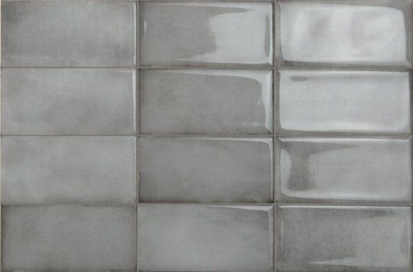Be In Grey-faianta 10x20 cm Iris Ceramica