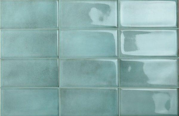Be In Turquoise-faianta10x20 cm Iris Ceramica