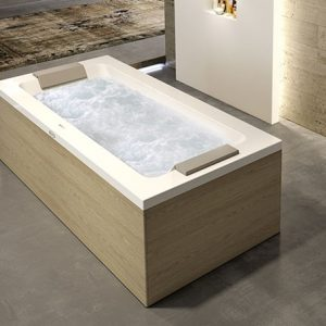 Sharp Double-JACUZZI